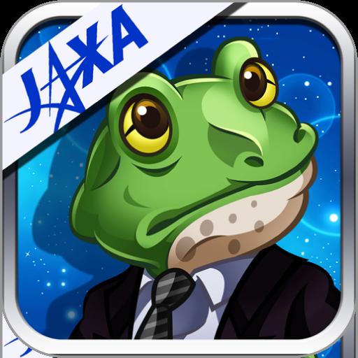 救え!カエル紳士 JAXA GPM/DPR Project LOGO-APP點子