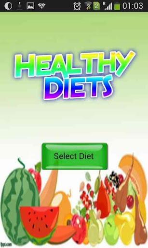 Healthy Diets- Ads Free