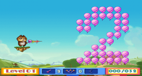 Balloon Archer- screenshot thumbnail