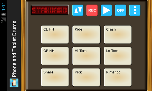 Phone and Tablet Drums - Free