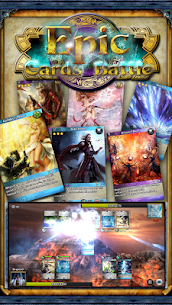 Epic Cards Battle 1.170927.73 (Mod Unlocked) MOD Apk + OBB 1