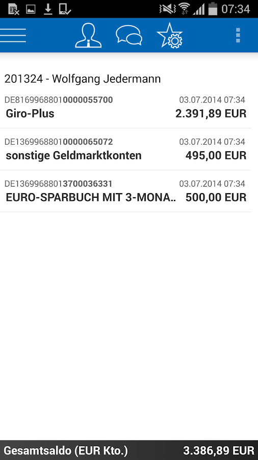 BBBank-Banking- screenshot