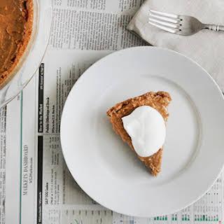 Salted Caramel Pie.