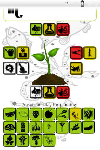 Garden calendar Pro Android Apps on Google Play