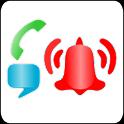 Call Alert , SMS Alert + Lt.