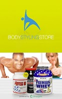 Screenshot of Body Styling Store