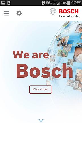 """ボッシュ・グループの行動指針 """"We are Bosch"""""""
