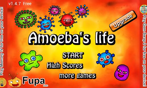 Amoeba's Life - screenshot thumbnail