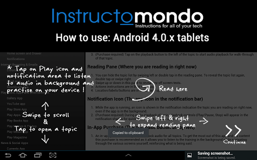How to use Android ICS Free