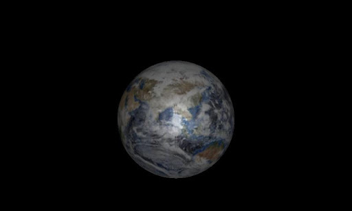 earth shader image