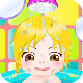 Happy Baby Bath Kids Games Android APK Download Free By Wonder Days