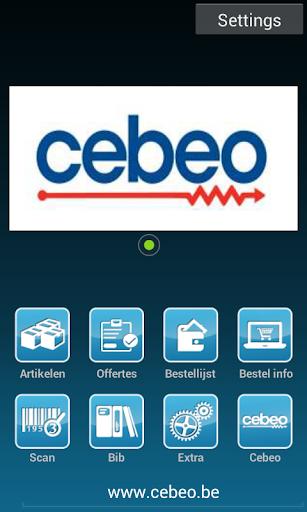 Cebeo App