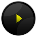 PowerAmp FreshYellow Skin icon