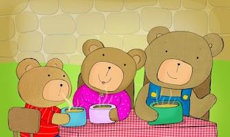 Screenshot of Goldilocks ve Üç Ayı