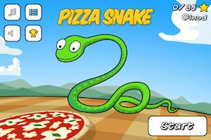 Screenshot of Pizza Snake Pro