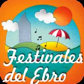 Festivales del Ebro