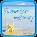 summer memory icon