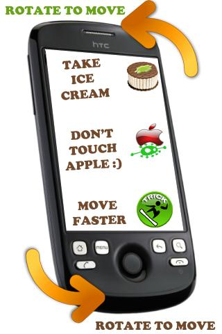 ICE CREAM SANDWICH (HD GAME) - screenshot