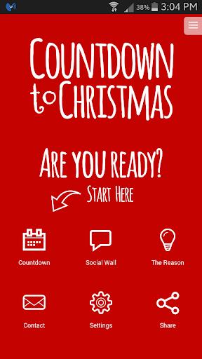 Countdown To Christmas App