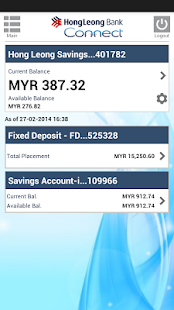 Hong Leong Connect Malaysia - screenshot thumbnail
