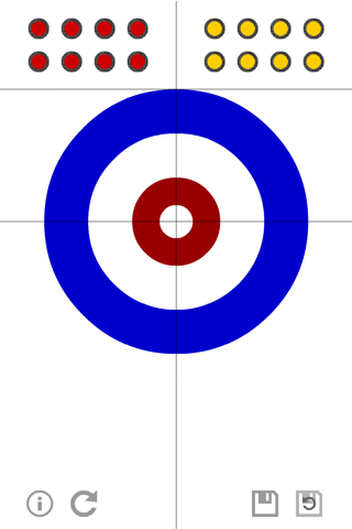 Curling Strategy Board FREE- screenshot