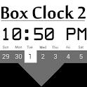 Box Clock Calendar for Zooper icon