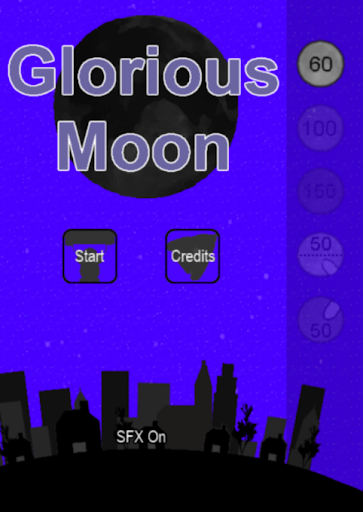【免費休閒App】Glorious Moon-APP點子
