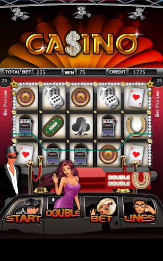Casino Slot Machines HD Screen Capture 1