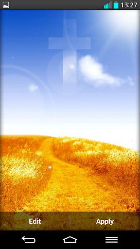 【免費個人化App】上帝 動態壁紙-APP點子