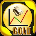 Gold+Silver Price icon