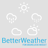 BetterWeather for DashClock