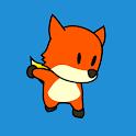 Running Fox icon