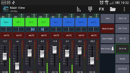 Mixing Station XM32 Pro v0.064.0