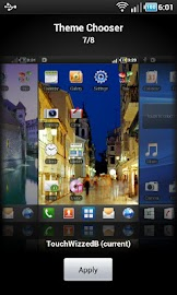 TouchWizzedB - CM7 Screenshot 1