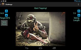 Screenshot of Paintball Fingerrobics