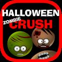 Halloween Zombie Crush icon