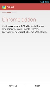 Krome - screenshot thumbnail
