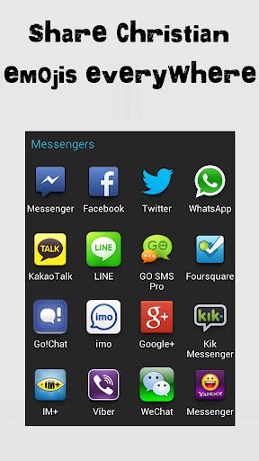 【免費社交App】Christian Emojis-APP點子