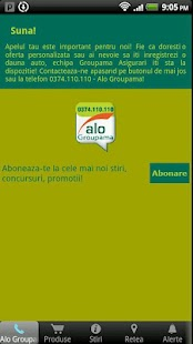 Alo Groupama- screenshot thumbnail