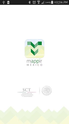 【免費交通運輸App】SCT Mappir-APP點子