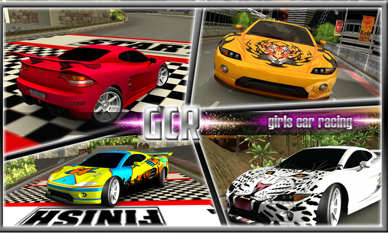 Gcr Girls Car Racing Android Apps On Google Play