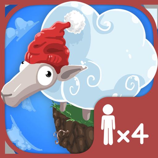 休閒App|Sheep Party : 1-4个球员 LOGO-3C達人阿輝的APP