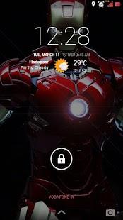 Ironman CM11 CM10 AOKP Theme