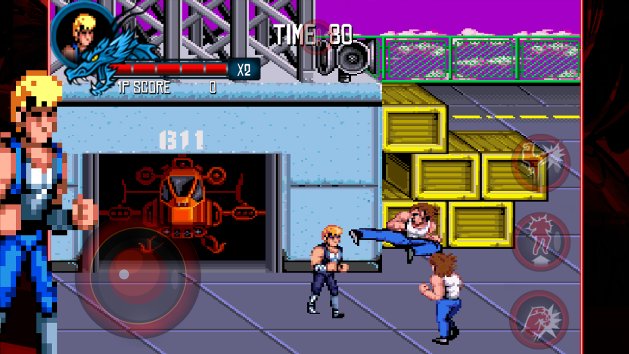 Double Dragon Trilogy APK