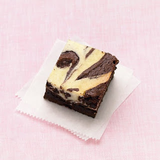 Cream-Cheese Brownies.