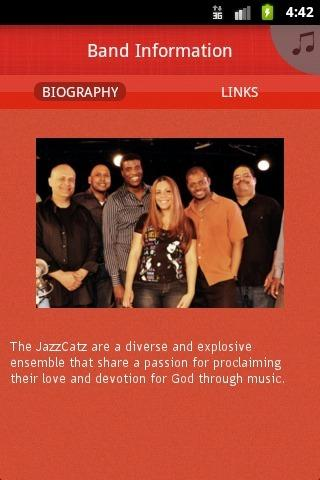 The JazzCatz - screenshot