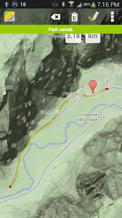 Maps Ruler- screenshot thumbnail