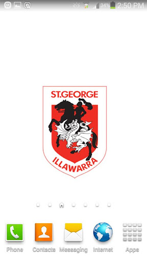 St.George Spinning Logo