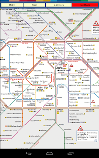 Berlin Transport Maps- screenshot thumbnail