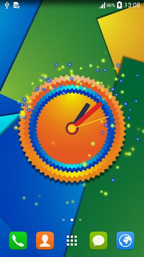 独特的时钟